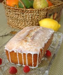 Рецепт лимонной глазури для торта..