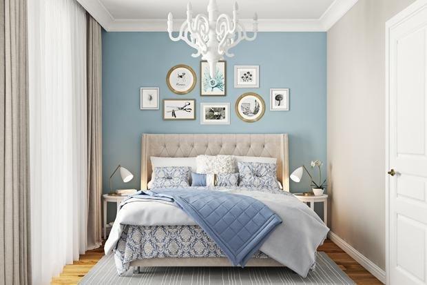 Фотография: Спальня в стиле Кантри, Советы, Павел Герасимов, Geometrium – фото на InMyRoom.ru