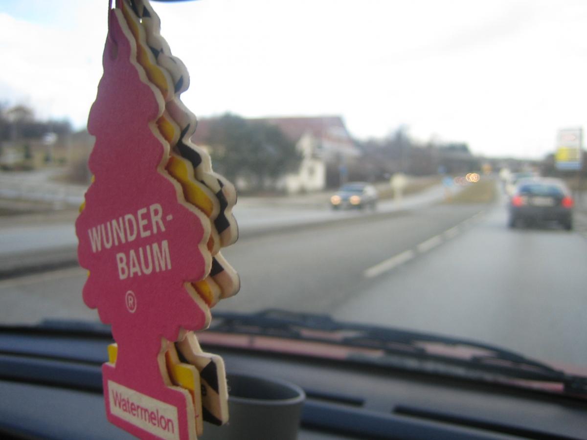 Самые ароматные освежители для автомобиля отзывы