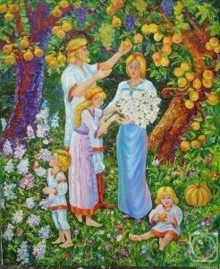 Наставления дедов женатым сыновьям и внукам