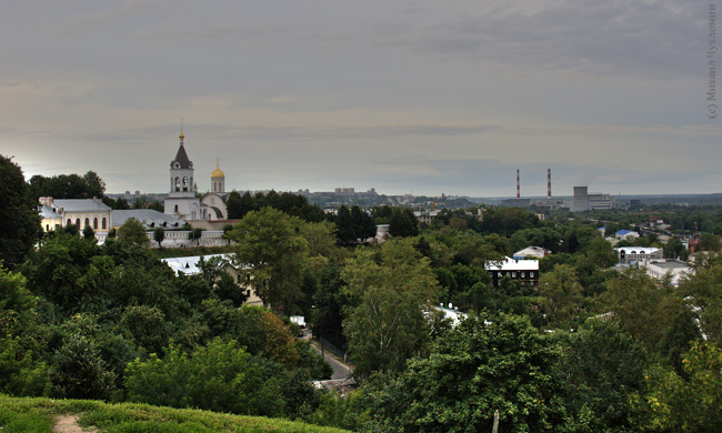 Vladimir – town of the Golden Ring. Photoreport