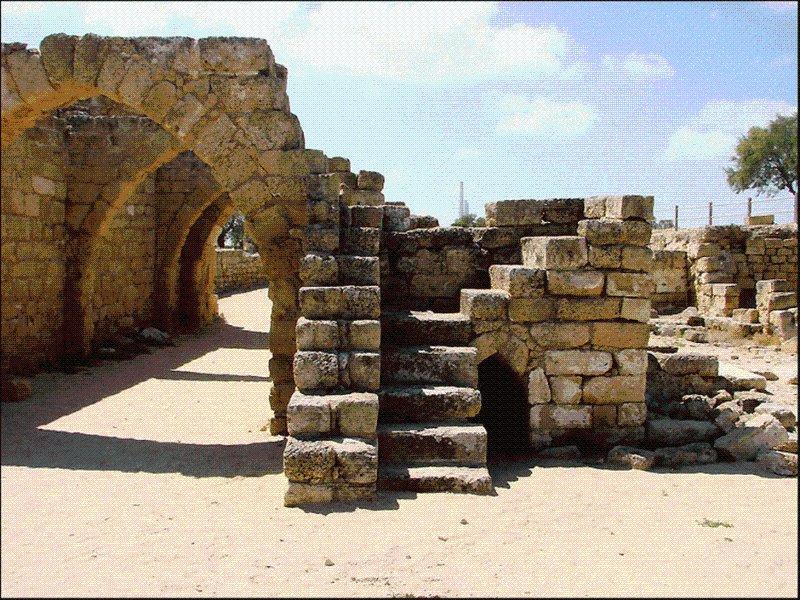 Археологическая сенсация — найдена легендарная библейская крепость Акра