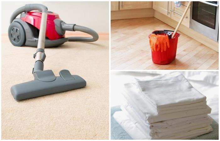 Советы клинеров: 10 вещей в доме, которые необходимо чистить каждую неделю