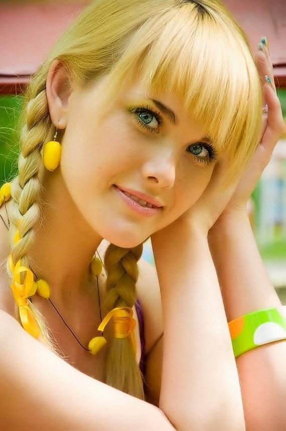 Портреты красивых девушек лучших фотографов