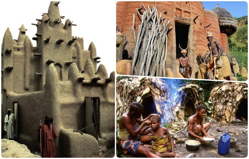 Застывшая эпоха: в каких условиях до сих пор живут люди в Африке
