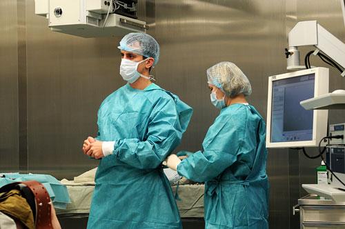 В Московской клинике ОАО «Медицина» спасли пациента после двух инфарктов