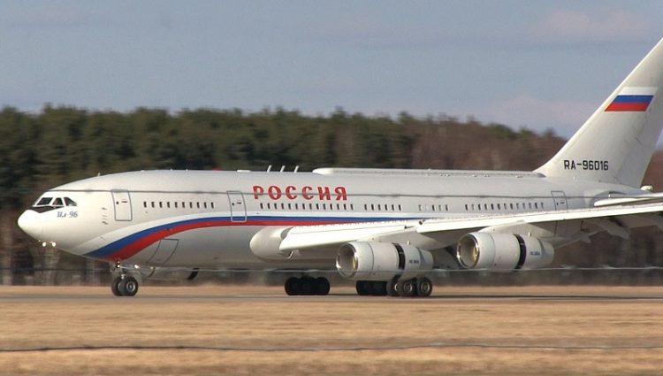 Дворцы на крыльях: самолеты президентов