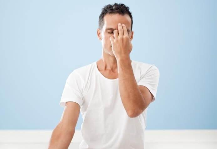 Дыхательные упражнения от головной боли