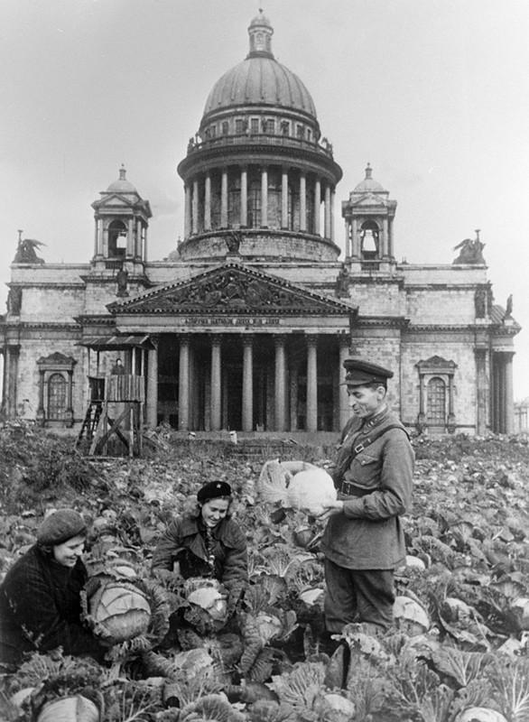 Исторические небанальные фотографии