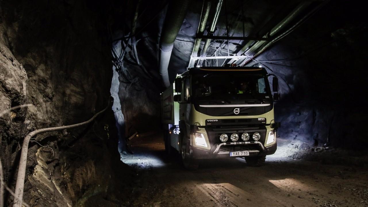 Водители грузовиков останутся без работы: процесс начался