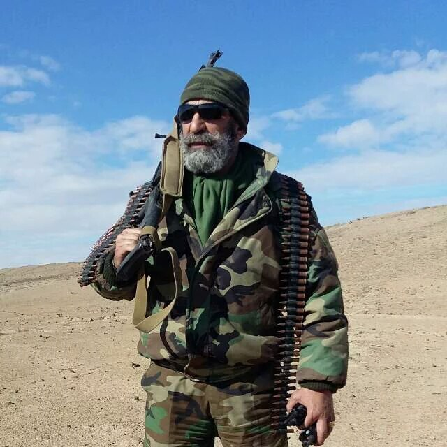 Погиб Иссам Захреддин