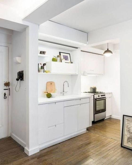 Квартира-трансформер в Нью-Йорке (18 фото)