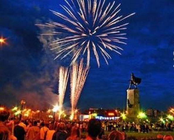 9 Мая в Липецке завершится праздничным салютом в честь Дня Победы 2017