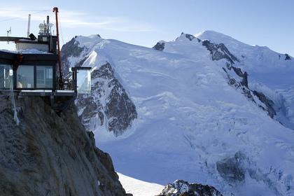 На Монблане нашли тело российского горнолыжника