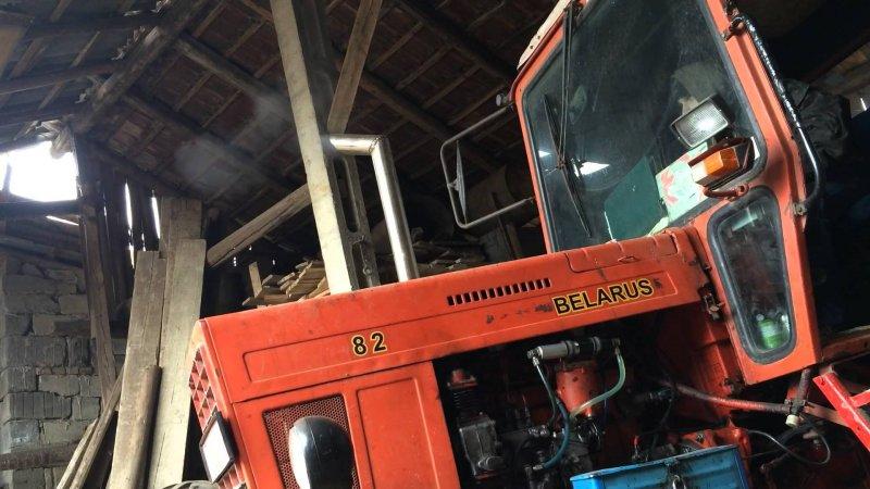 История белорусских тракторов МТЗ