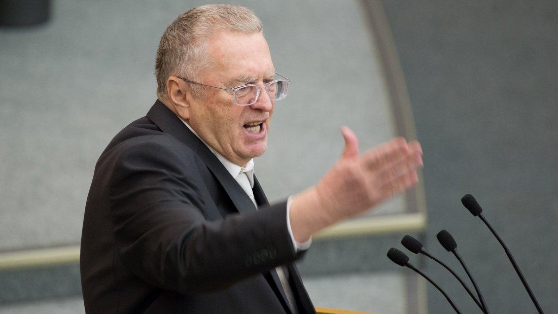 Жириновский заявил, что украинцы потребуют отставки Зеленского через полгода