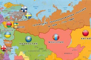 Что останется от России, если восстановить «историческую справедливость»?