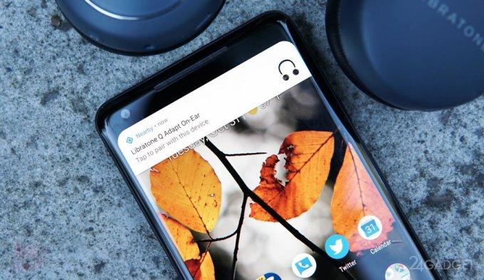 «Магия» Apple перебирается в Android-устройства (4 фото)