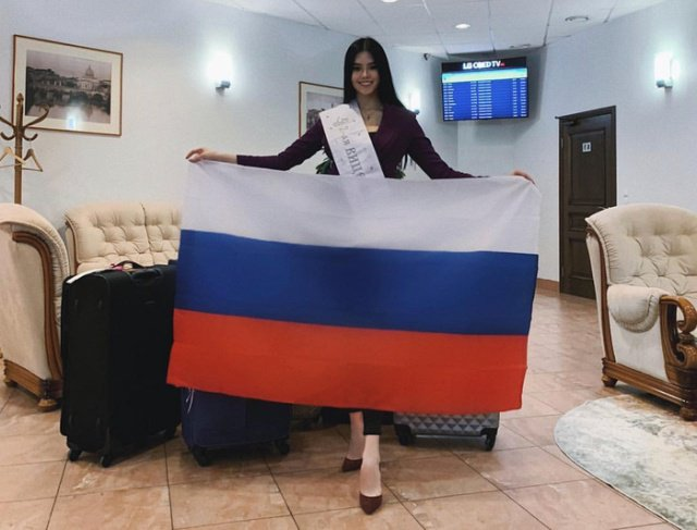 Наталья Строева стала участн…