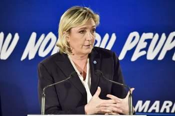 Ле Пен назвала избрание Трампа ударом по Европе