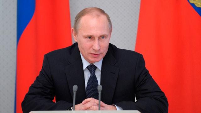 Владимир Путин предложил увеличить срок пребывания граждан Украины призывного возраста в России