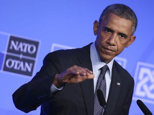План нападения Обамы на Россию