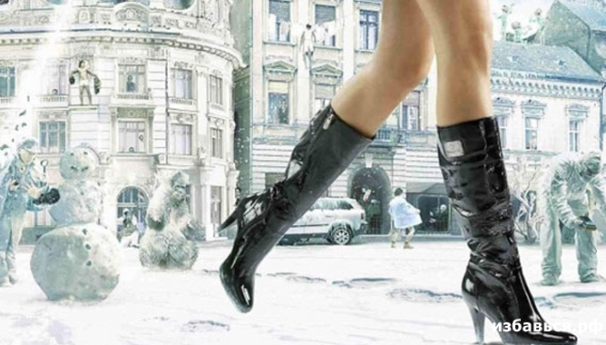 Как вывести пятна соли c обуви разных материалов: 5 простых способов!