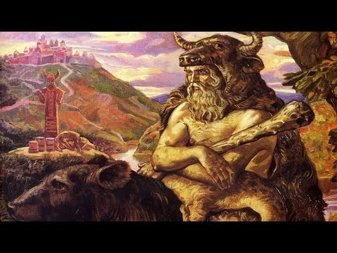 19 января – Велесовы Святки. Братья Месяцы.