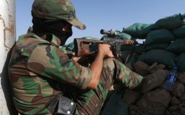 «Правый сектор» отправил вДонбасс отряд снайперов «Ведьмы»