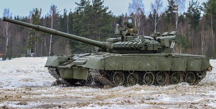 Минобороны решило вернуть «реактивные» танки