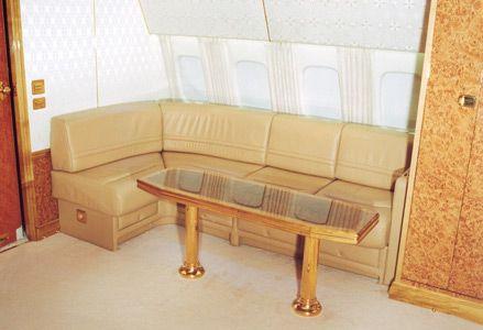 На борту №1 или экскурсия по самолету президента РФ Original
