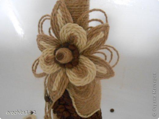 Цветы своими руками из шпагата и мешковины своими руками 18