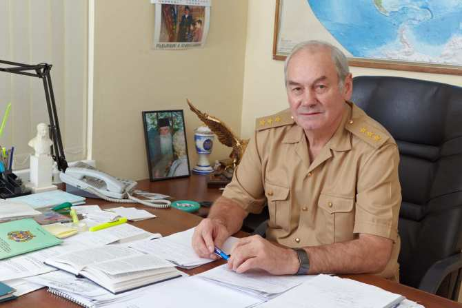 Леонид Ивашов: Россия перешла к собиранию своих истинных символов