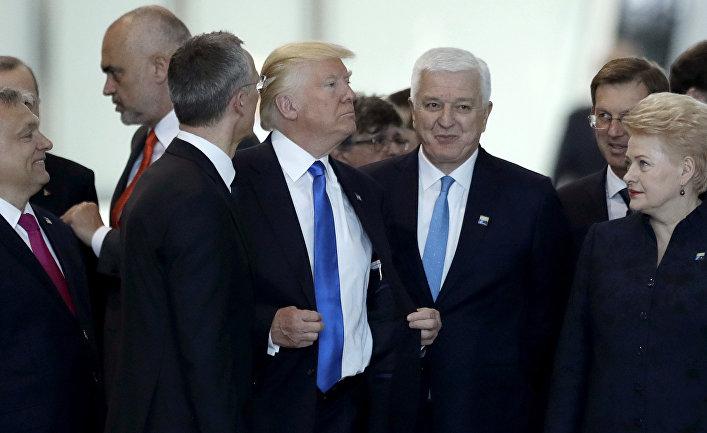 Трамп на первой встрече в НАТО: побеждает Путин (Foreign Policy, США)
