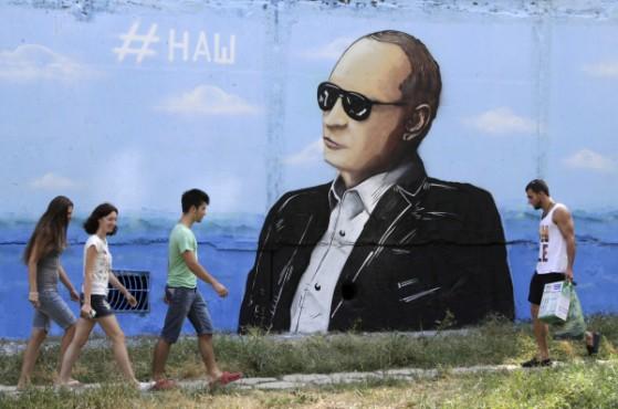 Путин вернёт Украину назло русофобам и украинофобам