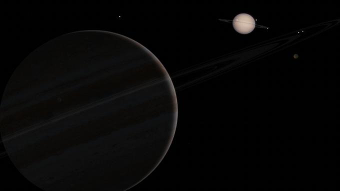 Когда на спутниках Юпитера появится жизнь