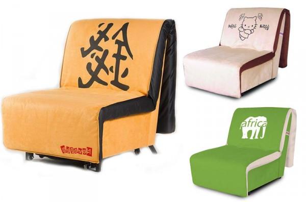 Кресло-кровать для ежедневного использования: виды механизмов, варианты, тонкости выбора
