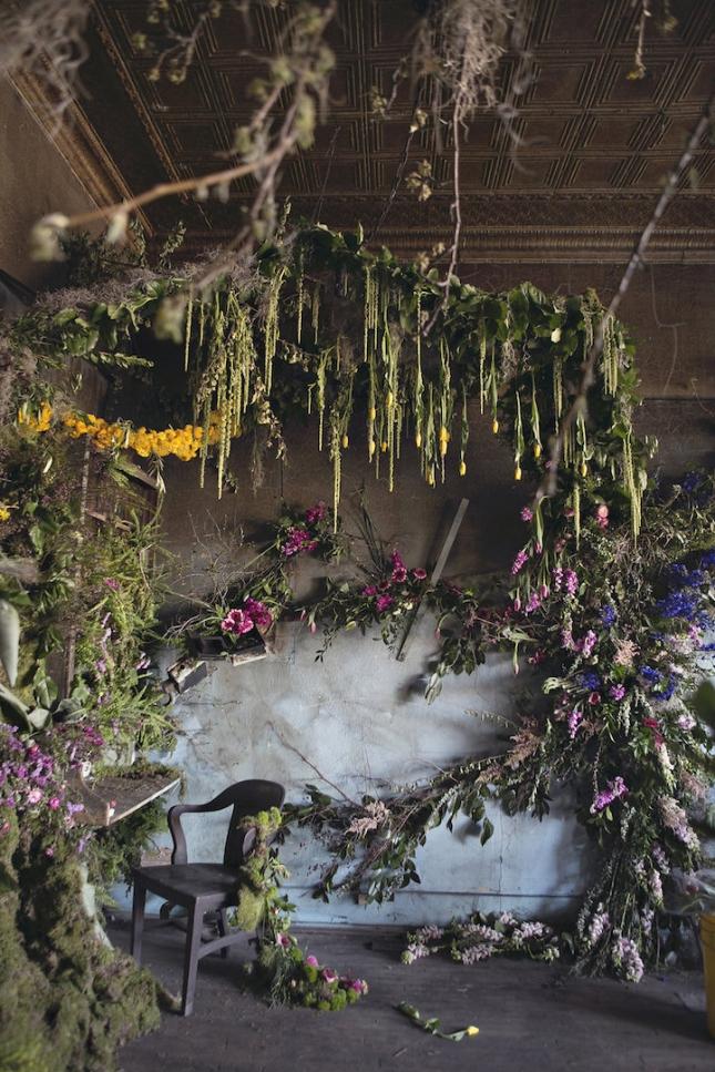 Цветочный дом — суперпроект Лизы Вауд