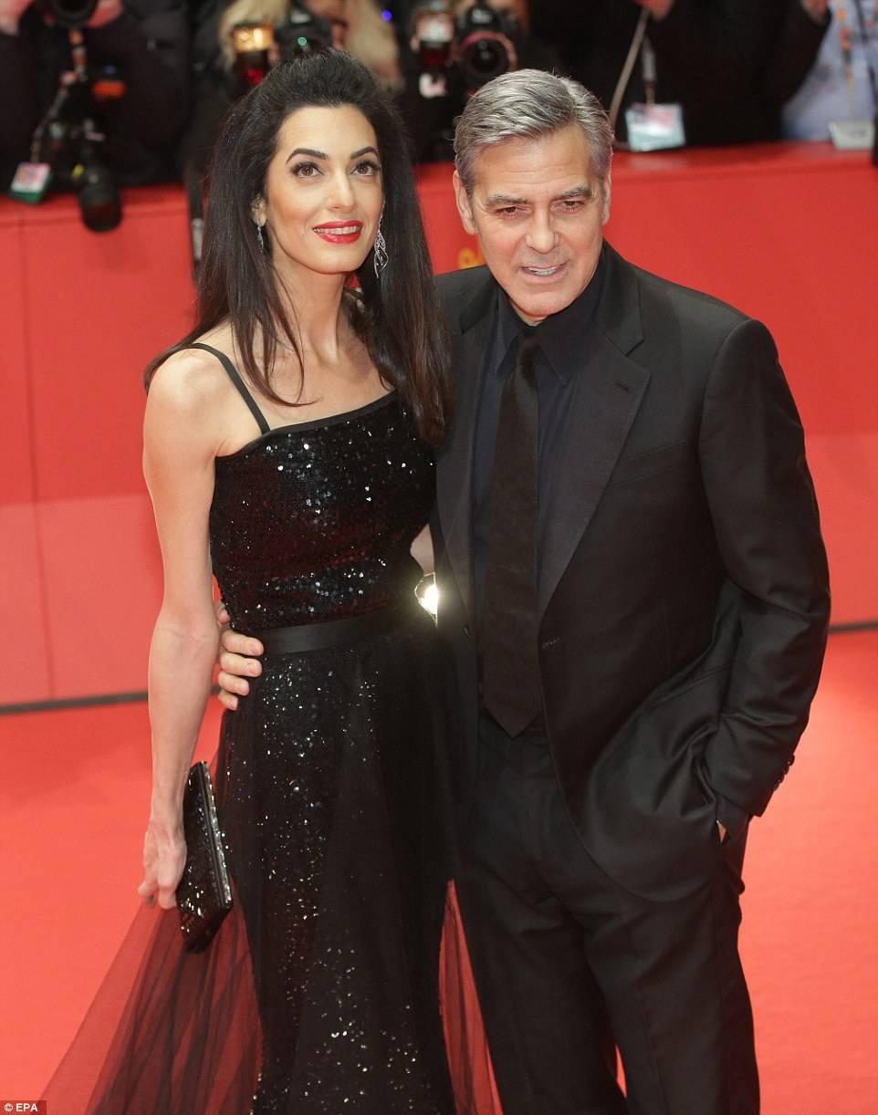 Стиль Амаль Клуни