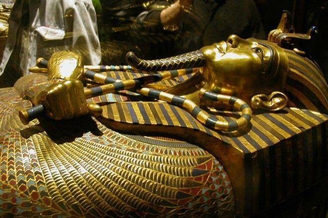 Гробница Тутанхамона: 20 ретро фотографий