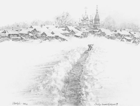 художник Александр Ветров картины – 13
