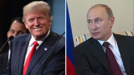Китайская ясновидящая рассказала о судьбе Трампа и Путина