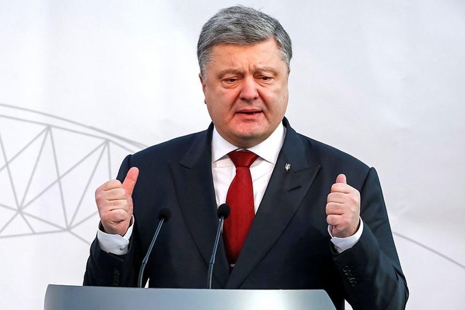 Скандал в Украине: Киев улич…