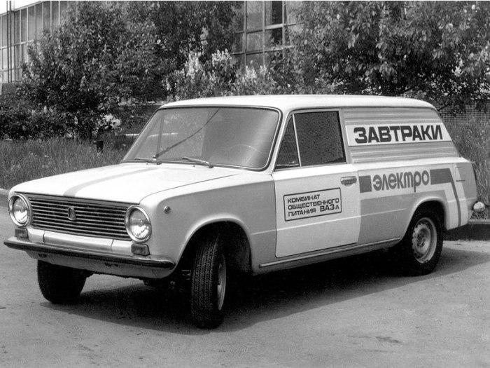 ВАЗ-2801: электрожигули или рассказ о том, как в СССР пытались создать свой «Tesla»