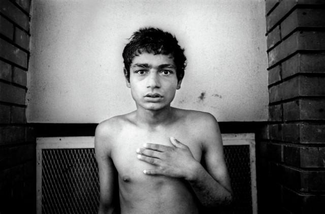 Скрыто: пациенты психиатрических учреждений в фотопроекте Джорджа Джорджиу