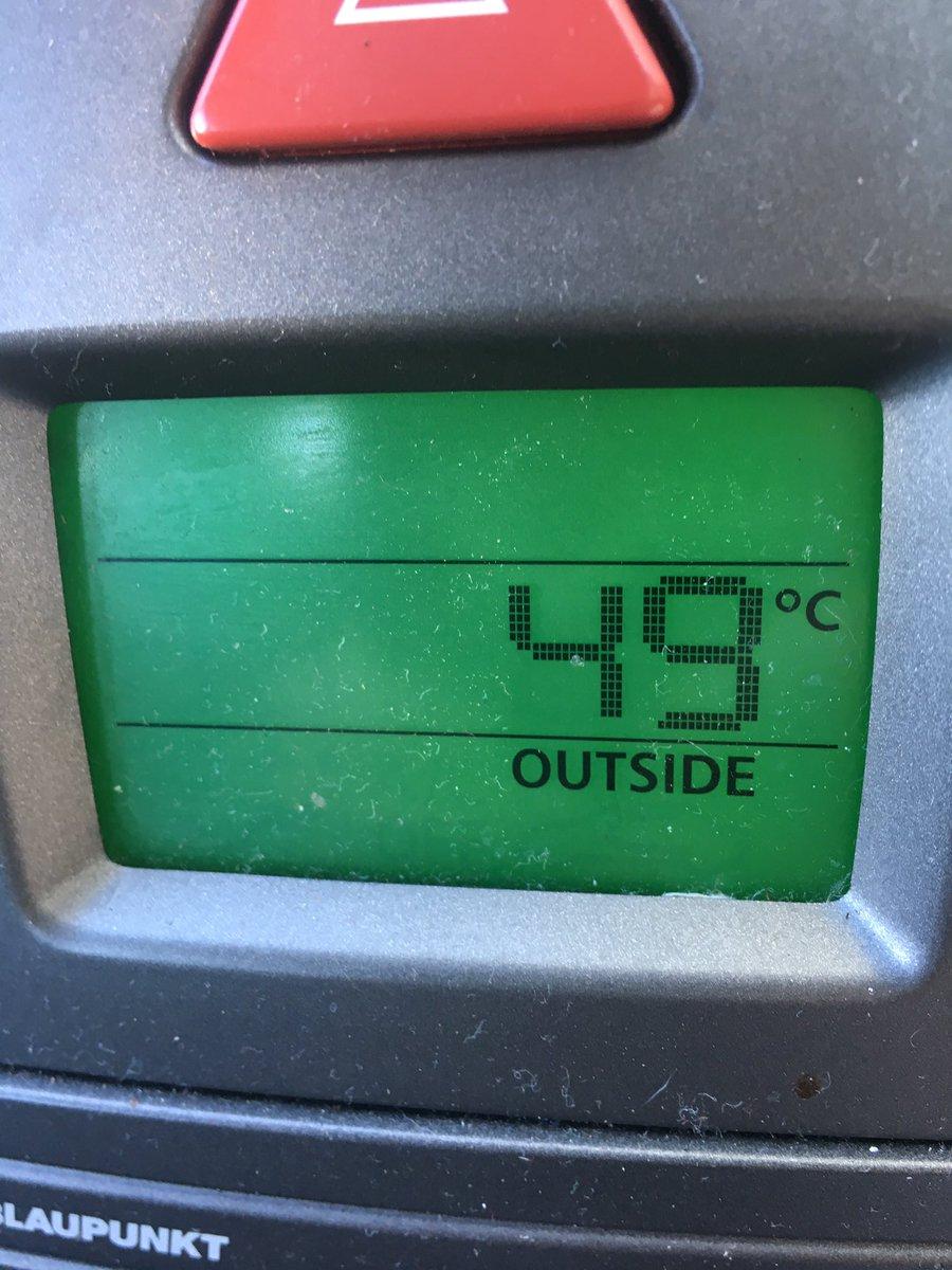 Три австралийских провинции изнывают от небывалой жары