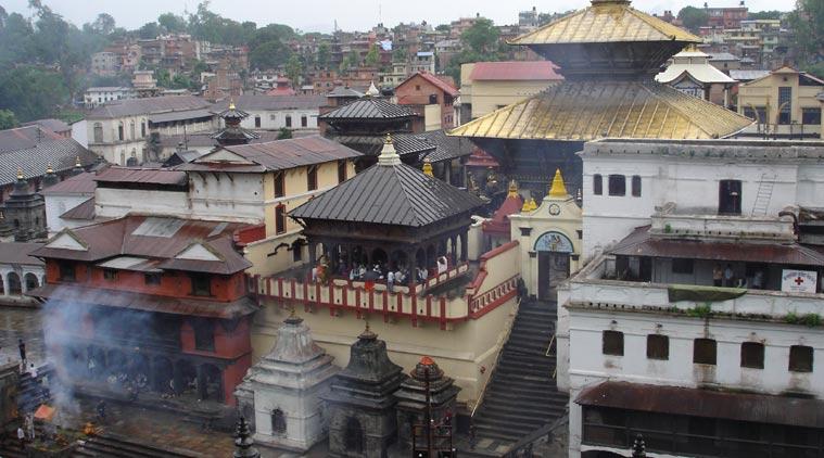 Пашупатинатх, непал