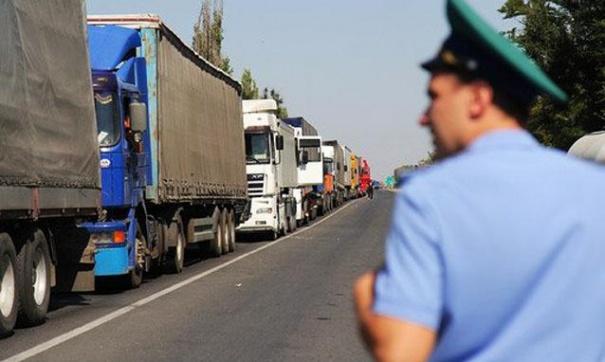 Контрабандисты построили дорогу для провоза в Российскую Федерацию санкционки