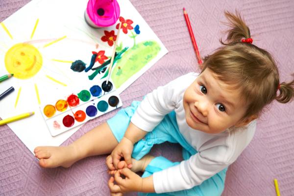 Чистый воздух в детской комнате – это важно