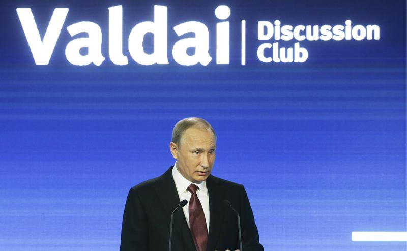 Клуб «Валдай»: Мир сползает в большую войну